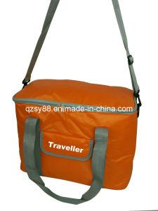 Poliéster Promocional Lunch Bag Bolsa nevera-09