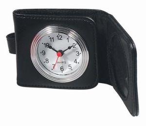 Horloge de voyage en cuir (KV704)