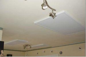 Plafond radiator
