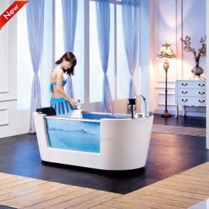2015 de Nieuwe Draagbare Draaikolk van het Ontwerp voor de HydroBadkuip van de Massage (SF5B007)