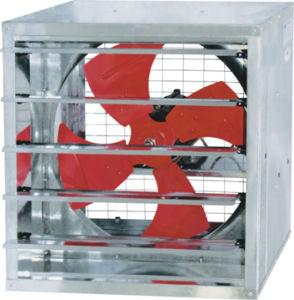 Ventilateur de débit axial d'échappement Greehouse monté sur mur (SF-G)