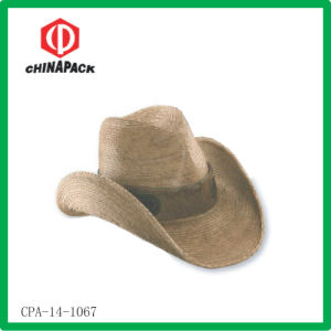 Straw Cowboy Hats (CPA-14-1067)
