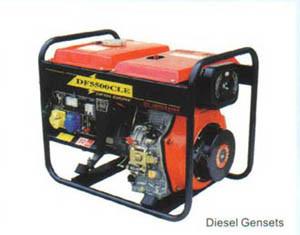 Малые тепловозные генераторы