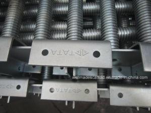 Andamio del Taza-Bloqueo de la construcción|Andamio Cuplock del poste del soporte del encofrado