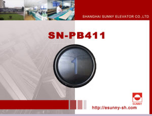 Metalldrucktaste (SN-PB411)