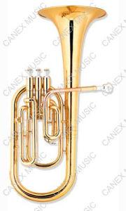 Klaxon d'alto/instrument en laiton (AH30B-L)