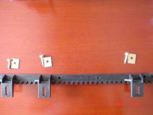 Crémaillère en nylon de l'oeil M1-M4 6