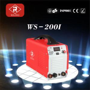Soldador do pulso de IGBT TIG/MMA (WS-140I/160I/180I/200I)