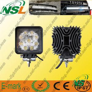 27W 4 lumière de brouillard fonctionnante tous terrains de pouce EMC Worklamp