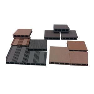 Decking de WPC, madeira serrada composta, placa de WPC (HO03145)