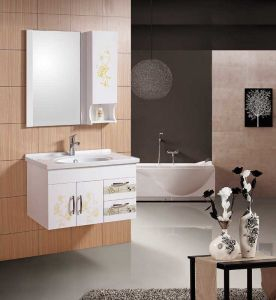 PVC浴室用キャビネット   (W-175)