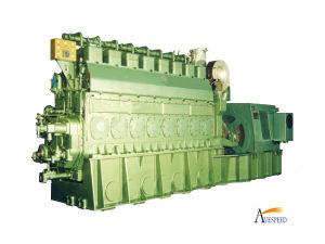 комплект генератора низкого расхода топлива 630kw тепловозный (CCFJ630J-W630GF)