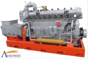 природный газ Generator 20kw-1000kw h Series (1000GF1-RT)
