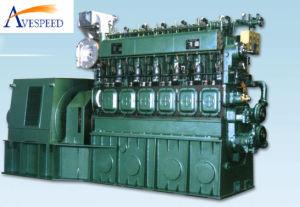 тепловозный комплект генератора 100kw-300kw