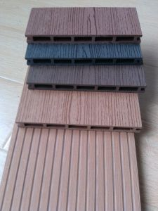 Decking de WPC/assoalho ao ar livre do Decking (250*25)