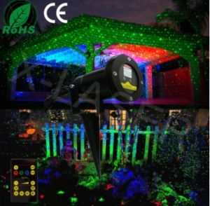 Lumi re laser de luciole de d coration de no l ext rieur for Laser exterieur noel