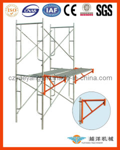 Frame de aço Scaffold System com Economical Design