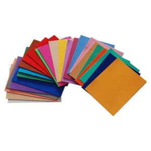 Folha colorida da espuma de EVA (EAS 0708)