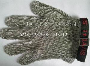Qualitäts-Edelstahl-Handschuh (WST)