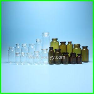 Flacon en verre pour la lyophilisation