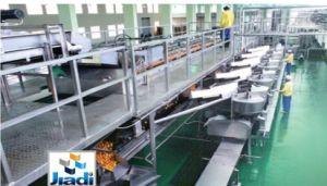 Linha de produção do sumo de laranja (JD)