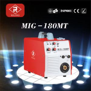 Soldador do MIG do inversor com Ce (MIG-160MT/180MT/200MT)