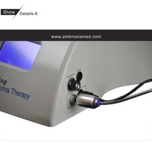 Thérapie légère et machine de beauté de soins de la peau d'écaillement de diamant (2W)