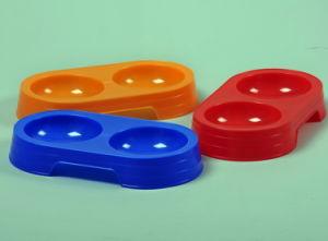 Utilidad-Tipo tazón de fuente de alimentación del perro, tazón de fuente barato del animal doméstico