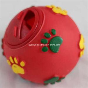 Merkwürdige Sprachhaustier-Durchsickern-Nahrungsmittelkugel, Haustier-Spielzeug