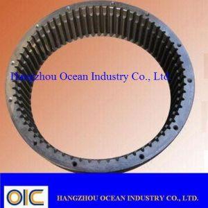 Vitesse d'anneau en acier de grand diamètre