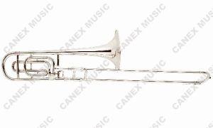 Trombone/Trombones de glissière de accord nickelés de Trombone/Tenor (TB23C-N)