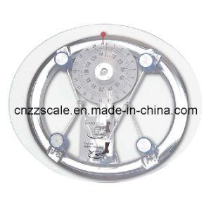 scala meccanica del corpo di vetro 130kg (ZZJKB-02)