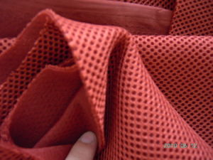 Ar Mesh Fabric para Sport Shoes Materials