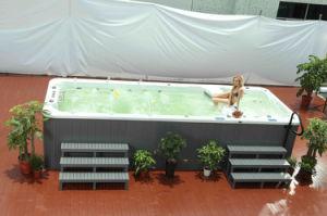 6 Mètres massage bain à remous Piscine SPA (SRP-650)