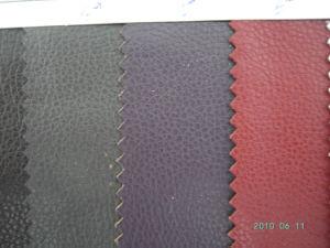 Suave do couro gravado