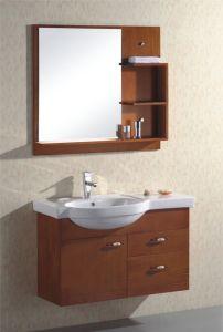 新しいデザインカシの浴室用キャビネットの浴室の虚栄心808