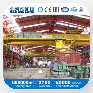 Puente rodante doble certificada BV de las vigas 420/250t