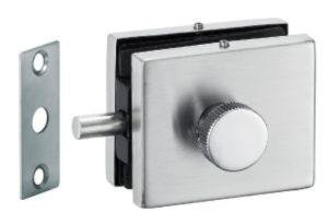 Fechamento de vidro do parafuso de porta (FS-251)