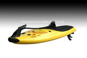 planche de surfing lectrique de l 39 eau sportive populaire. Black Bedroom Furniture Sets. Home Design Ideas