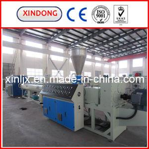 PVC二重管の生産ライン