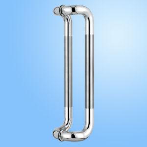 Maçaneta de porta de vidro para sala de banho (FS-1913)