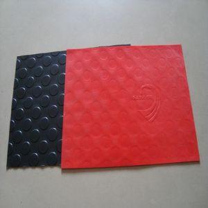Nattes de plancher de PVC (modèle de pièce de monnaie)