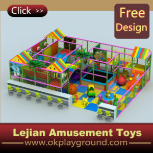 2015 Style chaud Toy Mall Indoor Soft Playground Equipment avec du CE