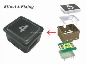 Hitachi Push Button für Elevator (SN-PB116)