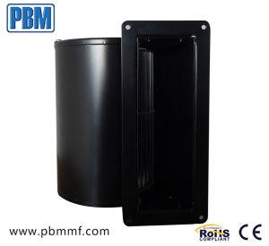 ventilador centrífugo do ventilador da entrada dupla 24VDC de 133mm