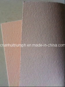 Placa de papel de fibra Placa de papel intermediária