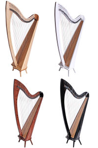Irish Harp / 38 Strings Harps (IDP-1)