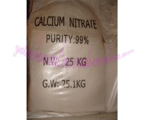 Grado de la tecnología del tetrahidrato del nitrato de calcio