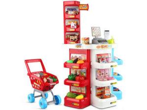 Jouets r gl s de shopkins de jeu des jouets 32pcs de - Cuisine plastique jouet ...