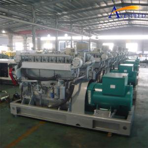 морская сила дизеля генераторов 500kw